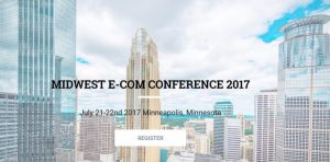 Midwest E-Commerce Conference (Venue and Date To Be Decided)