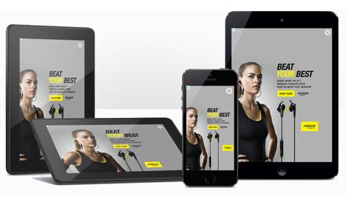 Mobile Interstitial (full-screen) Ads