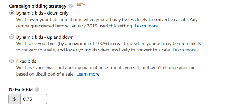 Amazon PPC Management