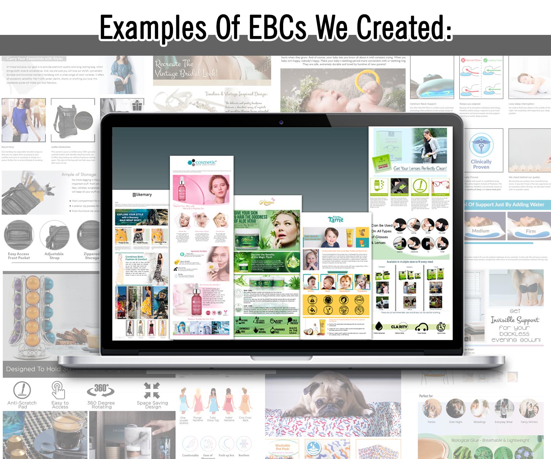 eStoreFactory EBC examples