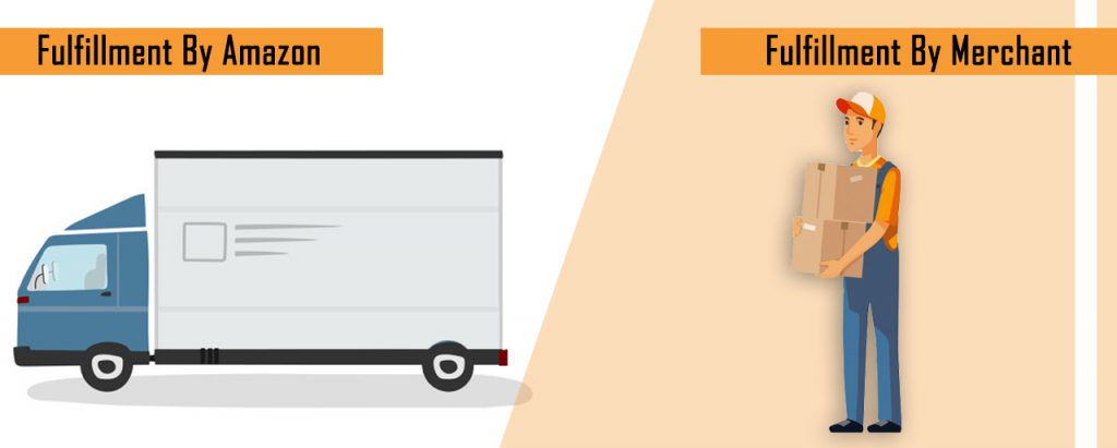 Select the fulfilment type