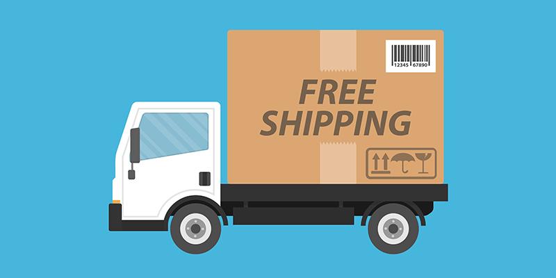 Free Shipping on Amazon