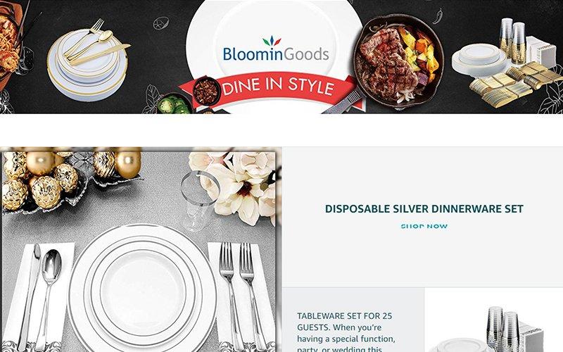 Amazon StoreFront Design Portfolio 3