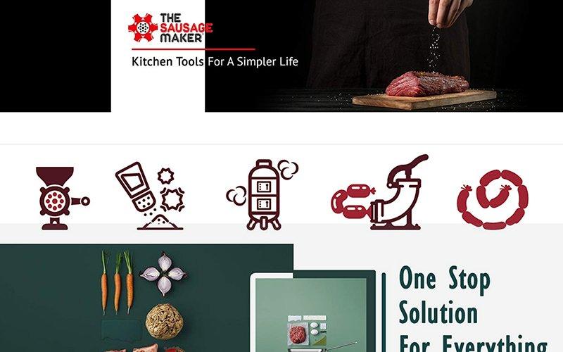 Amazon StoreFront Design Portfolio 5