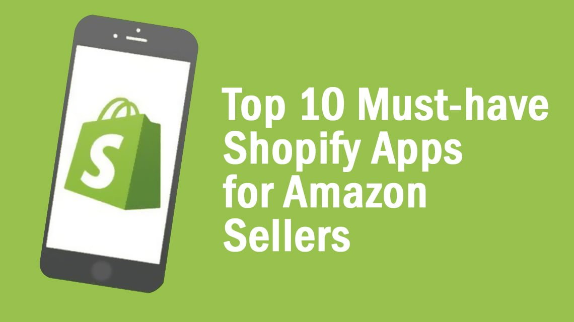 Shopify Apps for Amazon Sellers