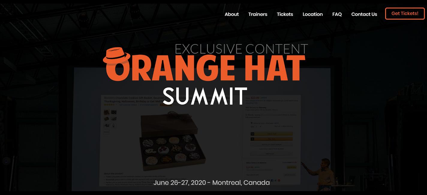 Orange Hat Summit