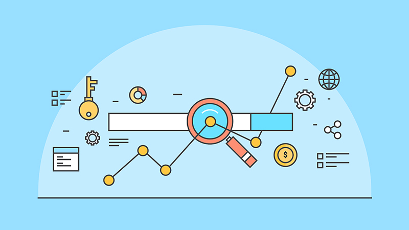 According to research conducted by HubSpot, 80% of website traffic begins with a search query.