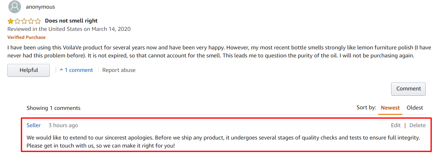 If you closely follow the steps mentioned above, there is a greater chance that the negative review is removed already.