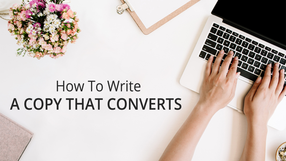 How to write a copy that converts