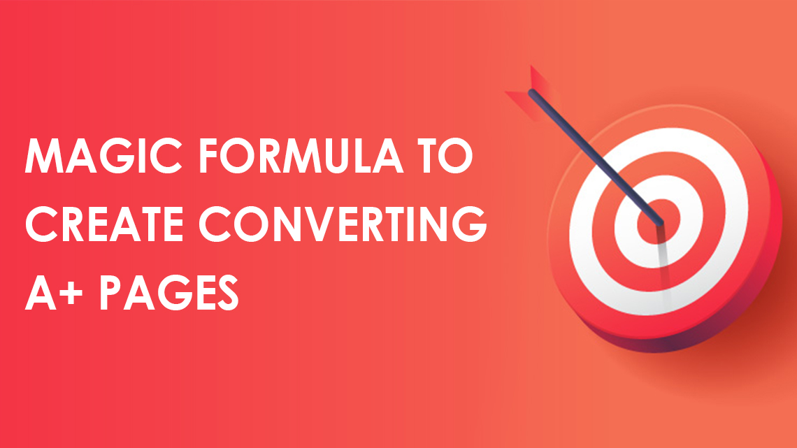 how to create converting A+ pages