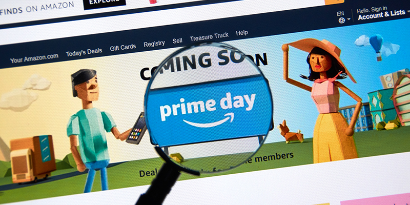 The stats suggest that 73% of the sellers make half of their total sales in the tent-pole events like Prime Day, Black Friday, Cyber Monday.