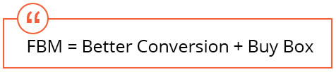 Boost Conversion By Converting To FBM