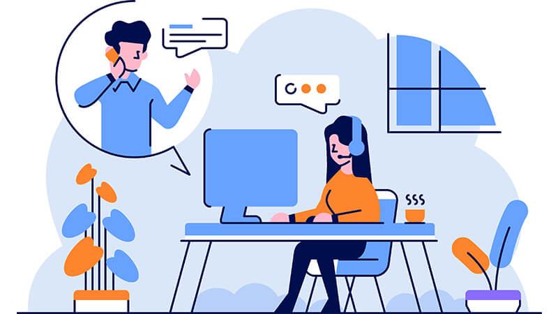 Try and remove the negative review