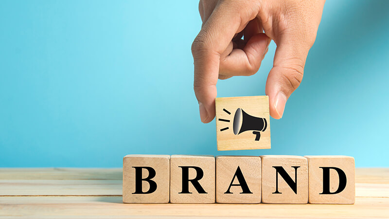 Never underestimate the importance of building a brand