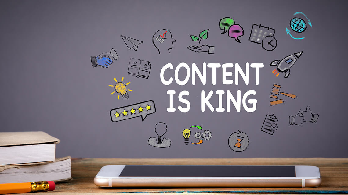 (Branded) Content is, was and will always be the king