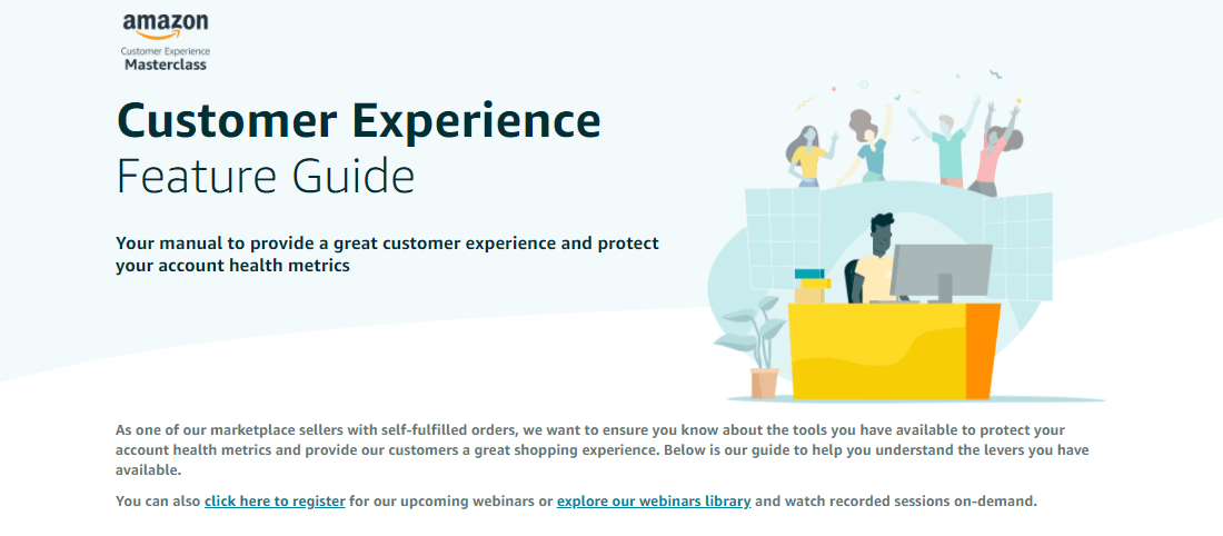 New tool to improve account health and self-fulfilled experience