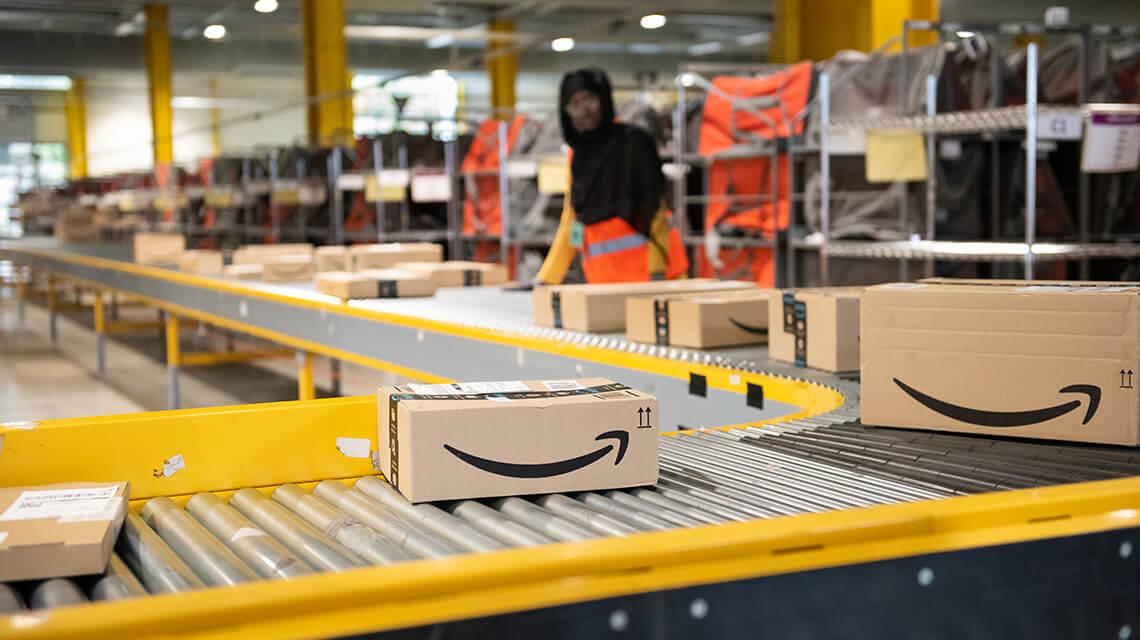 Amazon Restock Limits by Storage Type