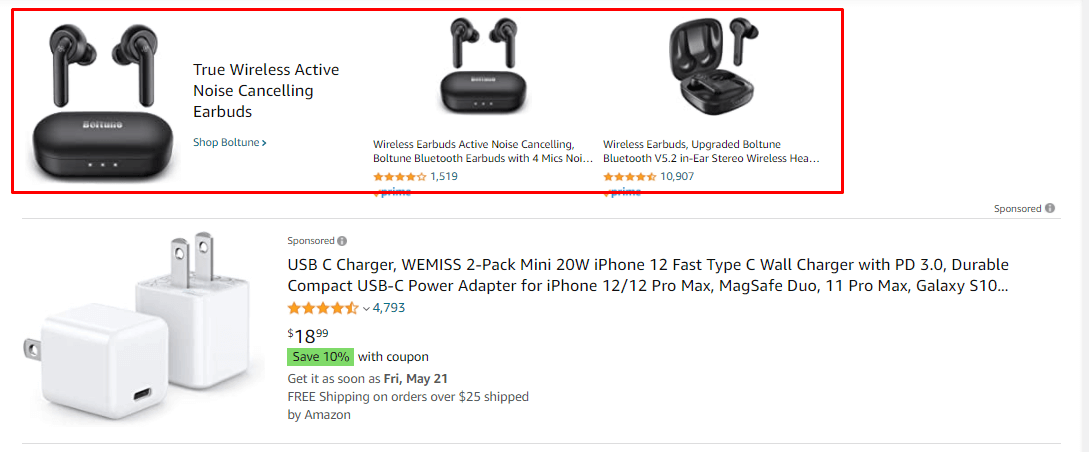 Upcoming change to Sponsored Brands landing page support